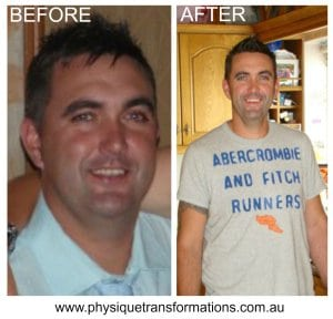 Kevin Physique Transformations testimonial