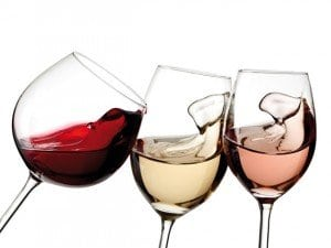 alcohol and fat loss wine