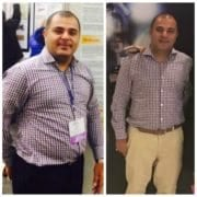 Amit achieved some great results at our studio in Strathfield