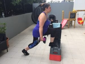 A mobile personal trainer can come to your home, especially handy for mums who need to train around nap times